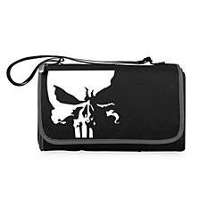 Picnic Time Punisher - Blanket Tote Outdoor Picnic Blanket