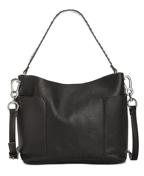 3a56bbf5acfee Steve Madden Boho Studded Strap Hobo & Reviews - Handbags ...
