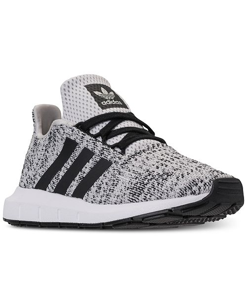 7e60ecdd9 adidas Little Boys  Swift Run Running Sneakers from Finish Line ...