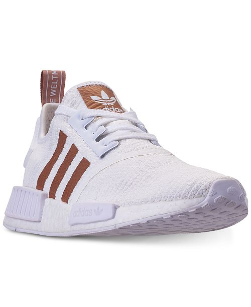 e63f31803f39c ... adidas Women s NMD R1 Casual Sneakers from Finish Line ...