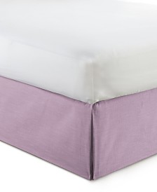 "Cambric Bedskirt with 15""-California King"