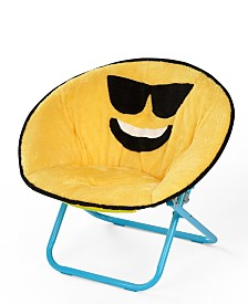 Emoji Pals Saucer Chair