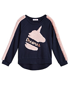 Beautees Big Girls Unicorn Dreamer Graphic Shirt