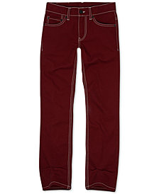 Levi's® Big Boys 511 Stretch Canvas Pants