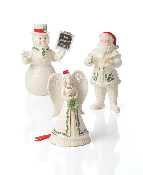 943946b2bb Lenox Christmas Collectibles   Reviews - Macy s