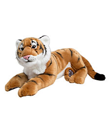 FAO Schwarz Toy Plush Tiger 18inch