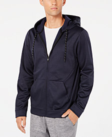 ID Ideology Men's Performance Zip Hoodie, Created for Macy's