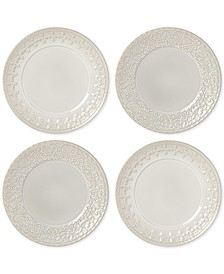 Chelse Muse Tidbit Plates, Set of 4