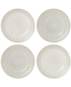 Lenox Chelse Muse Tidbit Plates, Set of 4