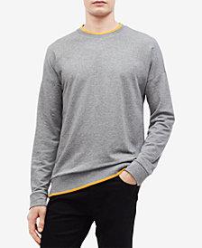 Calvin Klein Men's Tipped Sweatshirt
