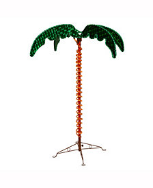 4.5' LED Rope Light Palm Tree