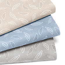 CLOSEOUT! AQ Textiles Printed Modernist 4-Pc Sheet Sets, 350 Thread Count Cotton Blend