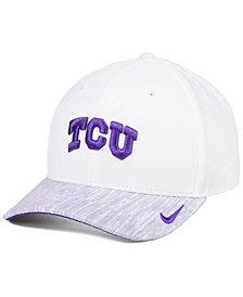 Nike TCU Horned Frogs Arobill Swoosh Flex Cap