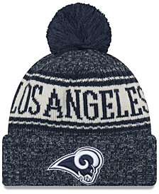 New Era Los Angeles Rams Sport Knit Hat