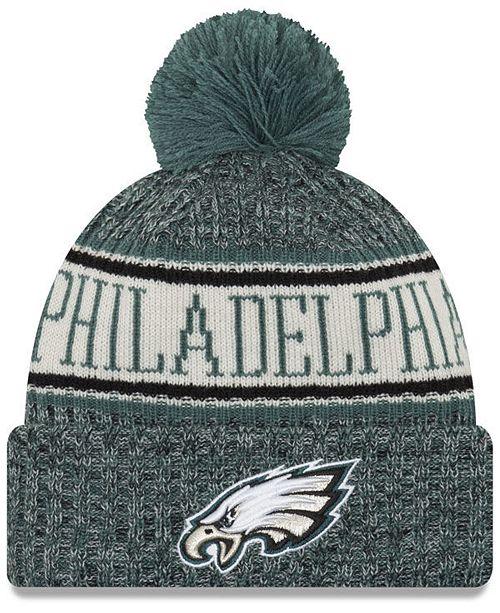 cb92cfc6 Philadelphia Eagles Sport Knit Hat