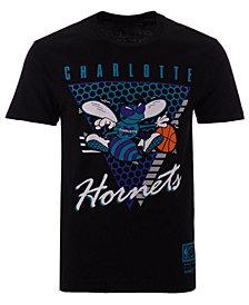 Mitchell & Ness Men's Charlotte Hornets Final Seconds T-Shirt