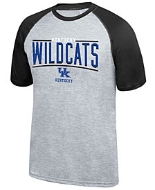Top of the World Men's Kentucky Wildcats Elevate Poly Raglan T-Shirt