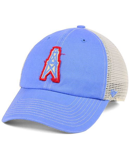34d75781c6687  47 Brand Houston Oilers Canyon Mesh CLEAN UP Cap   Reviews ...