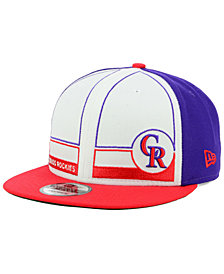 New Era Colorado Rockies Topps 1983 9FIFTY Snapback Cap