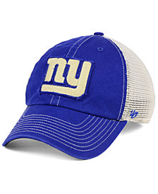 '47 Brand New York Giants Canyon Mesh CLEAN UP Cap