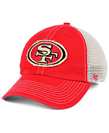 '47 Brand San Francisco 49ers Canyon Mesh CLEAN UP Cap