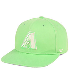 '47 Brand Arizona Diamondbacks Island Snapback Cap
