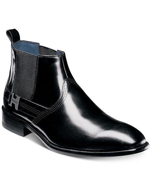 Stacy Adams Men's Joffrey Plain Toe Chelsea Boots