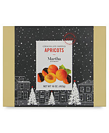 Martha Stewart Chocolate-Dipped Apricots