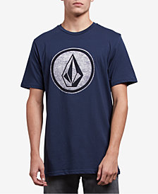 Volcom Men's Classic Stone Logo Graphic T-Shirt