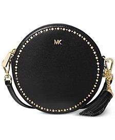 MICHAEL Michael Kors Studded Circle Bag