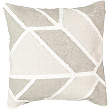Beautyrest Social Call 18x18 Yarn Dye Decorative Pillow