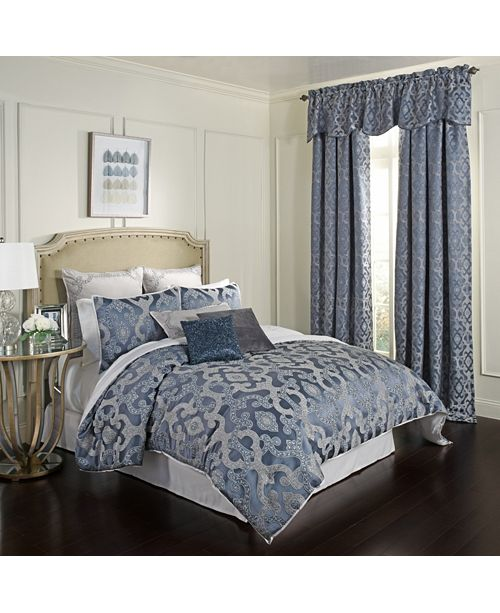 Ellery Homestyles Beautyrest Normandy King Comforter Set