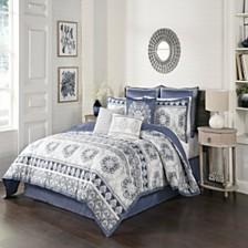 Beautyrest Indochine Comforter Set