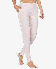 Lauren Ralph Lauren Satin Stripe Jogger Pajama Pants