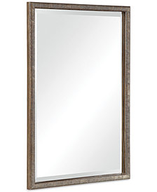 Uttermost Barree Antiqued Champagne Mirror