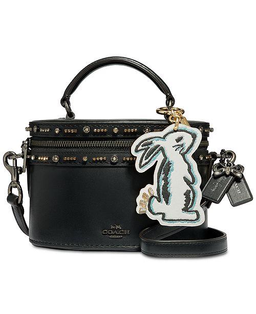 76416fc060bf COACH Selena Gomez Bunny Charm   Reviews - Handbags   Accessories ...