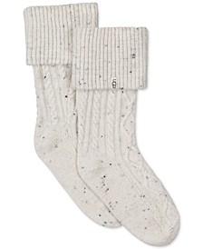 Women's Short Sienna Rain Boot Socks