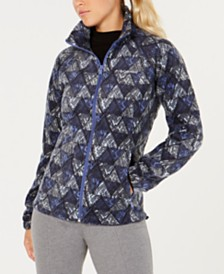 Columbia Benton Springs Printed Fleece Jacket