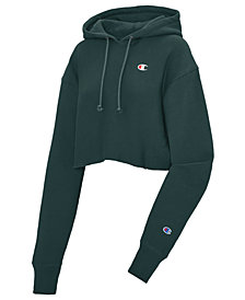 Champion Reverse Weave Cropped Hoodie