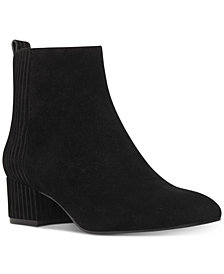 Nine West Lamonto Block-Heel Booties