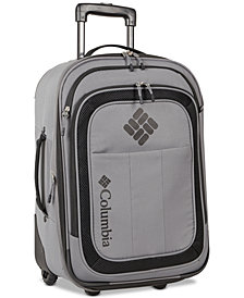 "Columbia Summit Point 20"" Carry-On Wheeled Suitcase"