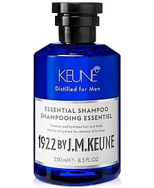 Keune 1922 By J.M. Keune Essential Shampoo, 8.5-oz., from PUREBEAUTY Salon & Spa