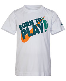 Nike Toddler Boys Dri-FIT Born to Play Graphic T-Shirt
