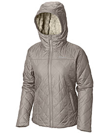 Columbia Copper Crest™ Hooded Fleece-Lined Jacket