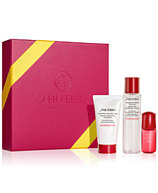 Shiseido 3-Pc. The Gift Of Cleansing Essentials