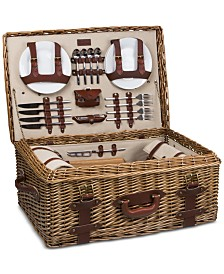 Picnic Time Charleston Picnic Basket