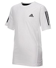 adidas Big Boys Motivate Graphic-Print T-Shirt
