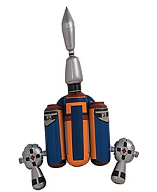 Big Boys Star Wars Jango Fett Inflatable Jetpack Kids Accessory