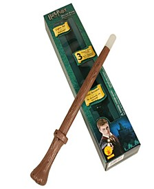 Harry Potter Big Boys and Girls Deluxe Magical Wand Kids Accessory