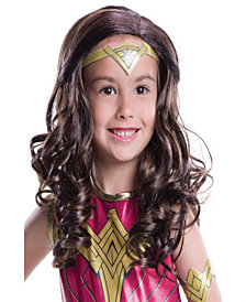 Batman v Superman: Dawn of Justice - Wonder Woman Girls Wig